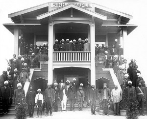 Earliest Sikh house of worship in the U.S.