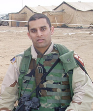 Dr. Bose in Iraq